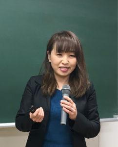 東田千尋教授